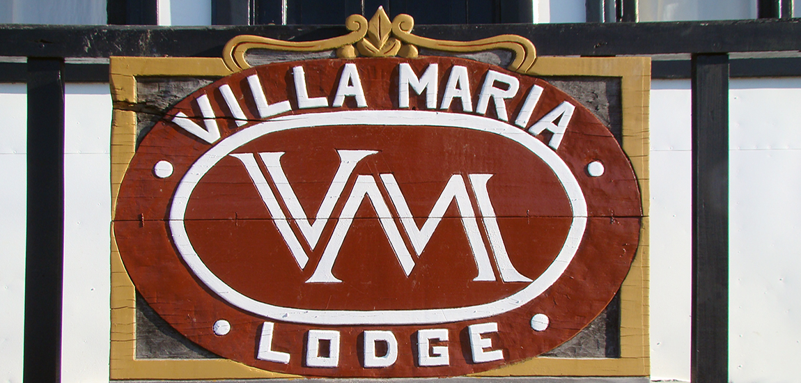 Villa Maria Lodge